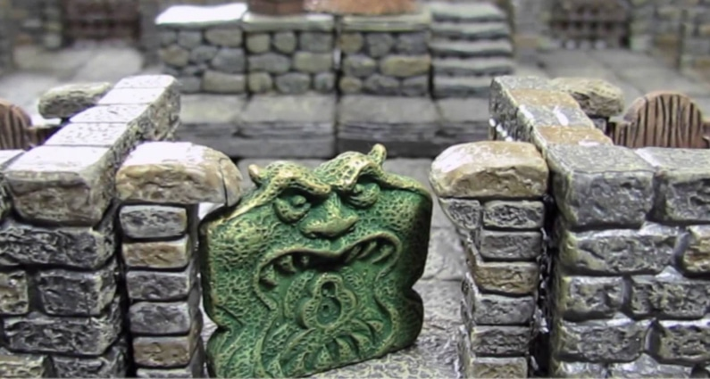 "The Dwarven Forge Effect, Part II- ""I'm not good at painting miniatures."""