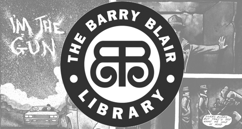 Barry Blair 101 by Christopher Helton