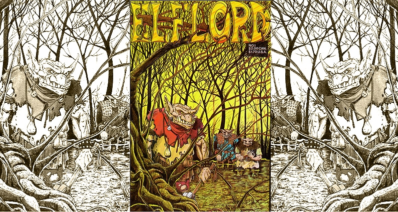 Elflord: Past & Future  by Christopher Helton