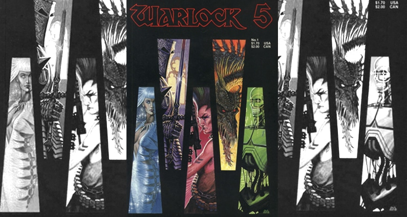 Warlock 5  by Christopher Helton