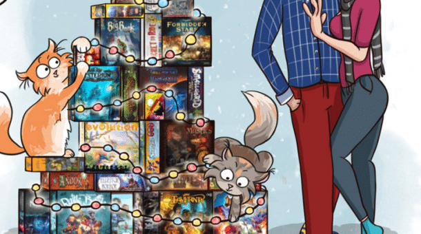 How to convert your family to Board Games & RPGs this Holiday Season