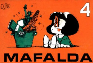 "The dilemmas of ""Mafalda""."