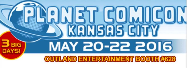Planet Comicon Giveaways