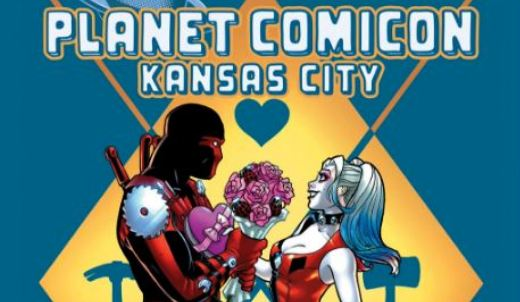 OE at Planet Comicon this weekend!