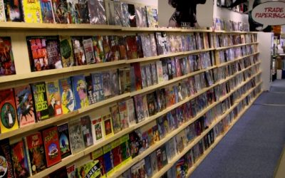 How OE changed my perception of Comic Books