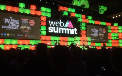 Web Summit – Techies Assemble in Lisbon