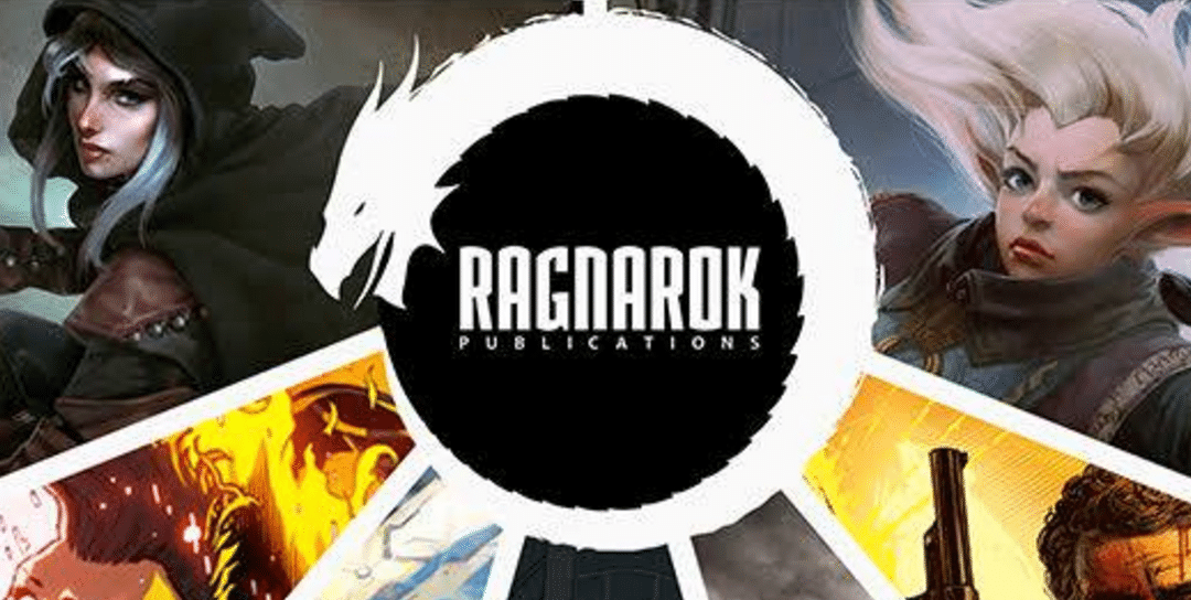 Ragnarok Publications and Outland Entertainment merge to expand publishing and creative services