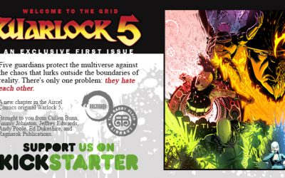 WARLOCK 5 IS COMING TO KICKSTARTER ON APRIL 26TH