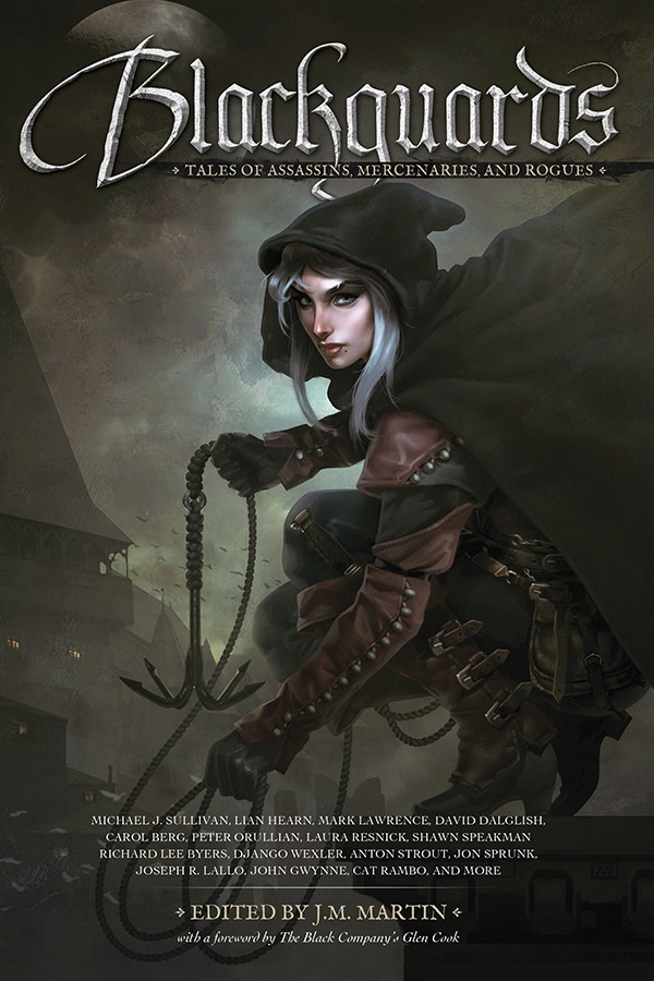 Blackguards: Tales of Assassins, Mercenaries, & Rogues eBook