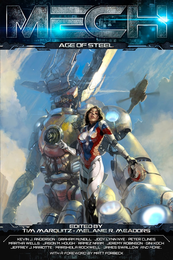 Mech: Age of Steel eBook