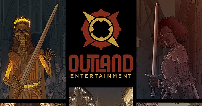 OUTLAND ENTERTAINMENT ANNOUNCES OUTLAND PUBLICATIONS, NEW KICKSTARTER LAUNCH