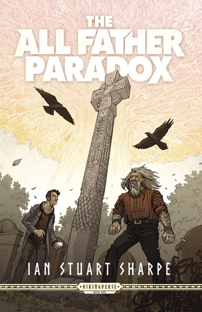 Interview with Ian Stuart Sharpe, Author of The All Father Paradox!