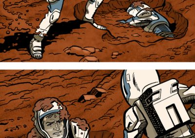 Mars Page 10 COLOURS