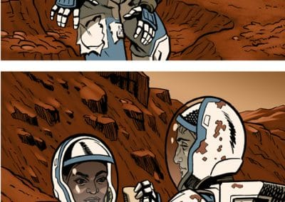 Mars Page 11 COLOURS
