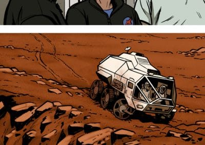 Mars Page 3 COLOURS