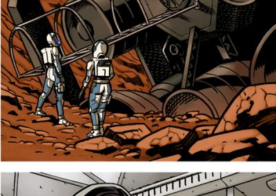 Mars Page 5 COLOURS