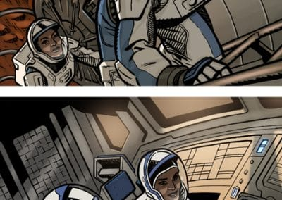 Mars Page 6 COLOURS