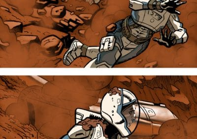 Mars Page 7 COLOURS