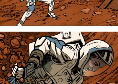Mars Page 8 COLOURS