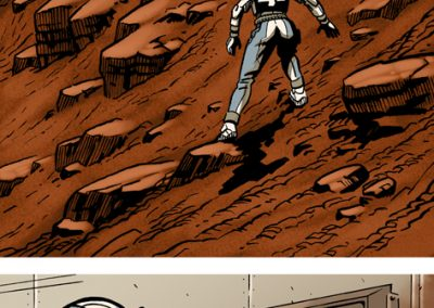 Mars Page 9 COLOURS