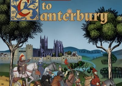 Road to Canterbury title