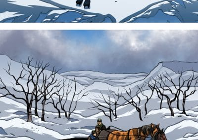 Surving the Snow Page 9 COLOURS EDIT
