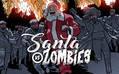 Santa VS Zombies Press Release