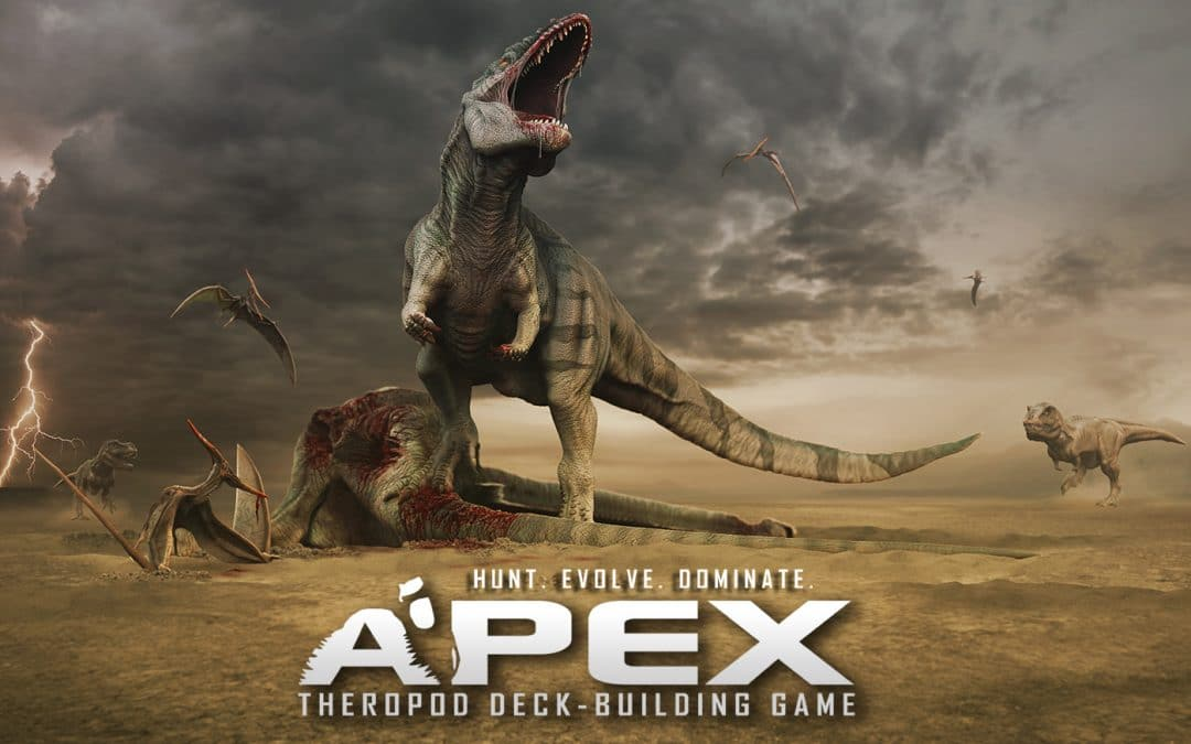 Apex Theropod Collected Edition Kickstarter
